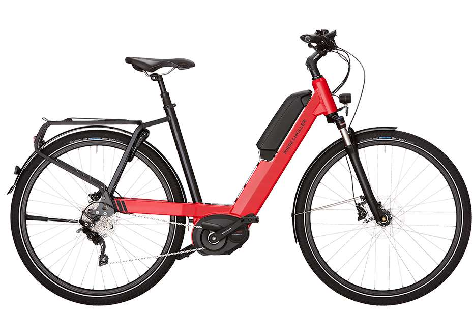 NEVO TOURING RACING RED 2018