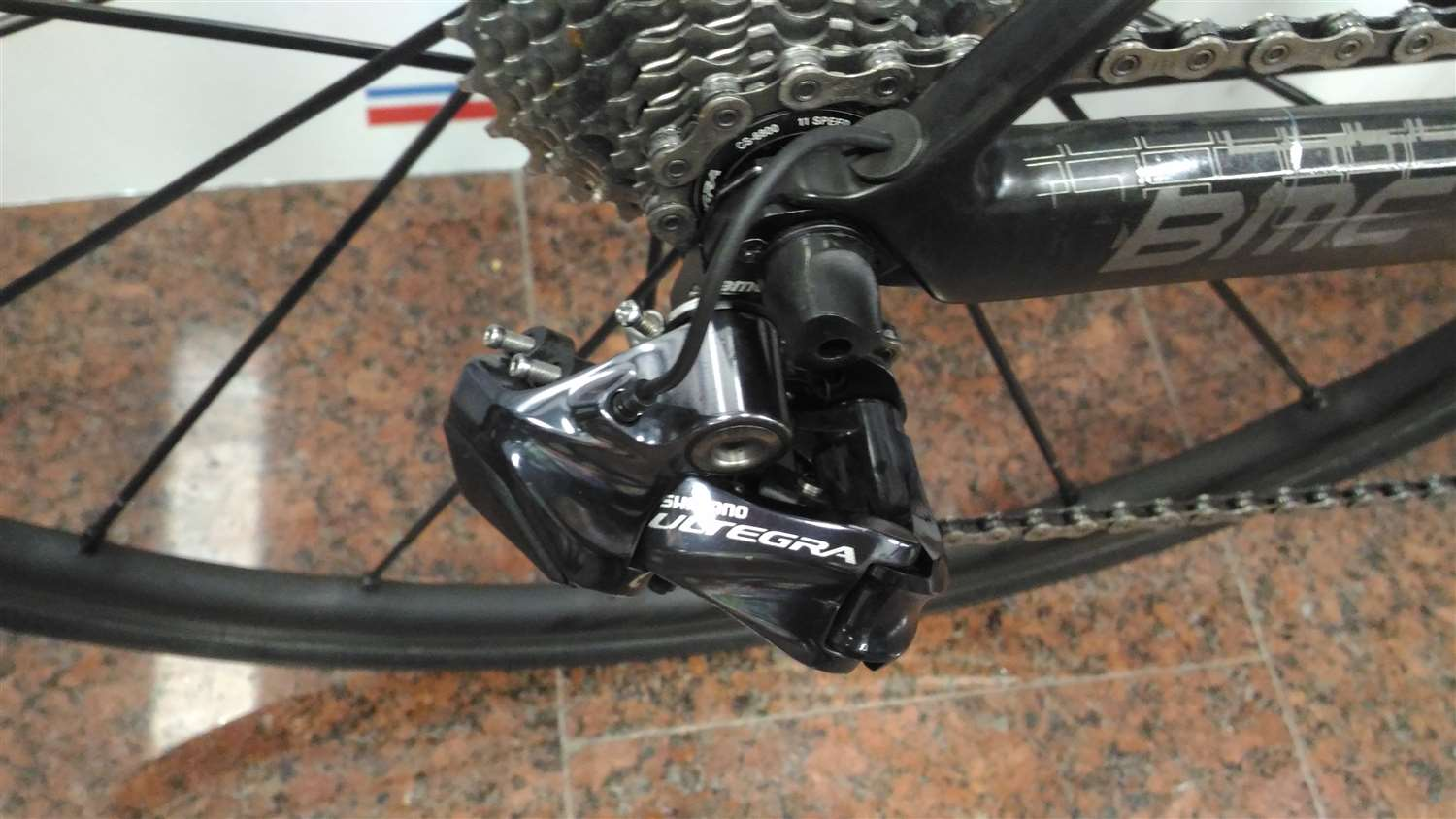 BMC TEAMMACHINE ULTEGRA DI2