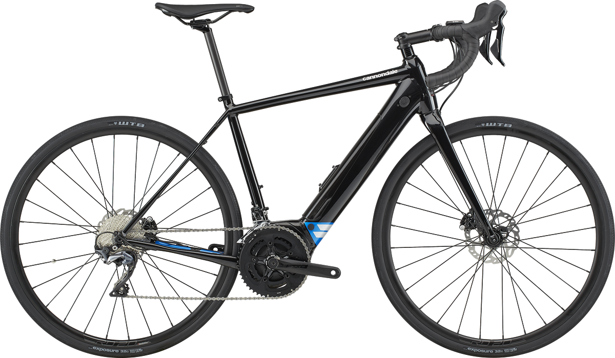 CANNONDALE SYNAPSE NEO 1 BLK BOSCH 2020
