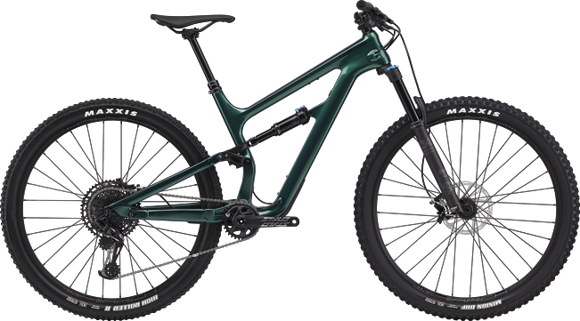 "CANNONDALE HABIT CARBON 3 29"" EMERALD 2020"
