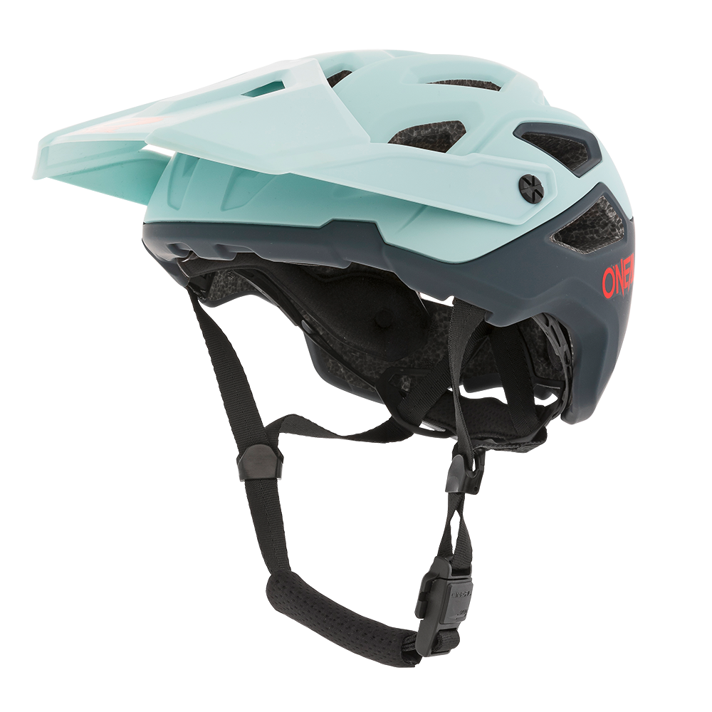 CASCO ONEAL PIKE 2.0 HELMET SOLID BLU/RED