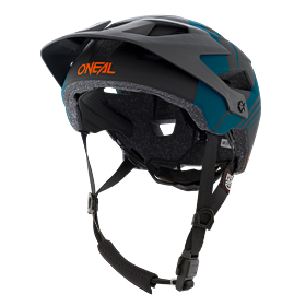 DEFENDER HELMET NOVA PETROL/ORANGE