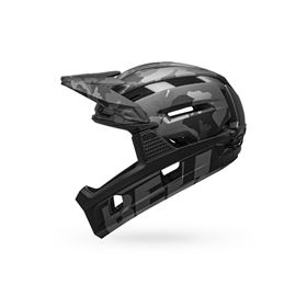 CASCO BELL SUPER AIR R MT/GL BLACK CAMO