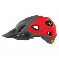 CASCO OAKLEY DRT5 MIPS BLACK/RED