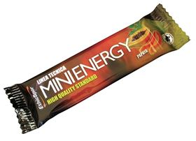 MINI ENERGY FRUITS BAR 20G PAPAYA