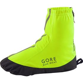 ROAD GORE-TEX LIGHT OVERSHOES YELLOW FLUO
