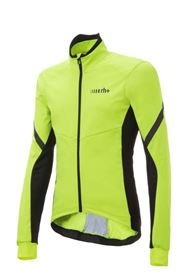 RH+ HEADWIND JACKET FLUO YELLOW / BLACK