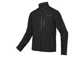 HUMMVEE WATERPROOF JACKET BLACK