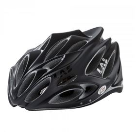 LAS CASCO SQUALO 10 LIGHT MATT BLACK