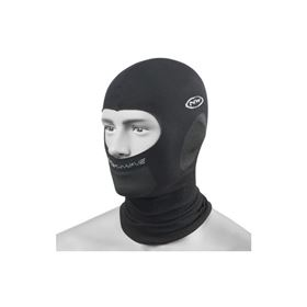 NORTHWAVE BALACLAVA PLUS HEADCOVER BLACK