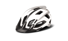 CUBE CASCO QUEST WHITE