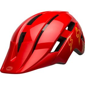 BELL CASCO SIDETRACK II BOLTS GLOSS RED