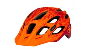 ENDURA HUMMVEE YOUTH HELMET ORANGE