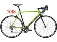 SUPERSIX EVO CARBON ULTEGRA 2018 GRN