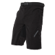 ALL MOUNTAIN MUD SHORT BLACK