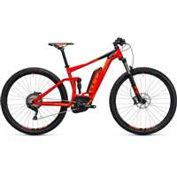 STEREO HYBRID 120 HPA RACE 500 2017 RED'N'FLASHORANGE