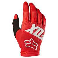 DIRTPAW RACE GLOVE RED
