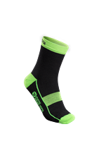 RS WINTER SOCK GREEN BLACK