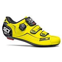 SIDI ALBA YELLOW FLUO BLACK