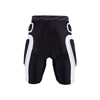 ONEAL PRO SHORT BLACK WHITE
