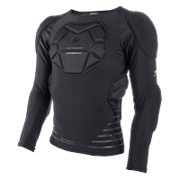 STV LONG SLEEVE PROTECTOR SHIRT BLACK