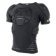 STV SHORT SLEEVE PROTECTOR SHIRT BLACK