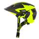 DEFENDER 2.0 HELMET SLIVER NEON YELLOW BLACK