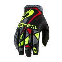 GUANTI MTB ONEAL MATRIX GLOVE ZEN NEON YELLOW