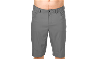 SQUARE BAGGY SHORTS ACTIVE GREY