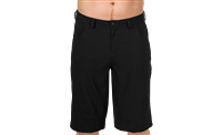 SQUARE BAGGY SHORTS ACTIVE BLACK