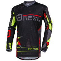 ELEMENT JERSEY ZEN NEON YELLOW