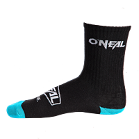 CREW SOCK ICON BLACK