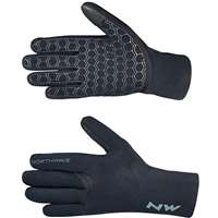 NORTHWAVE GUANTI STORM FULL GLOVES BLACK