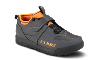 SCARPE GTY STRIX GREY N ORANGE CLIPLESS (FORNITE SENZA SCATOLA)