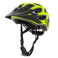 THUNDERBALL 2.0 HELMET SOLID NEON YELLOW