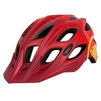 HUMMVEE HELMET RED
