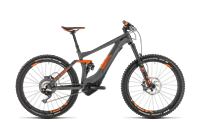 STEREO HYBRID 140 TM 500 KIOX 27.5 GREY N ORANGE 2019