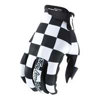 AIR GLOVE CHECKER BLK/WHT