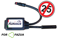 SPEEDUP FURIOUS EASY FAZUA