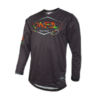 ONEAL MAHALO JERSEY LUSH BLACK MULTI