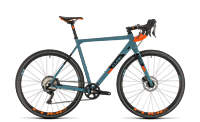 ONEAL CROSS RACE SL BLUEGREY N ORANGE 2020