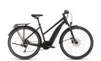 CUBE TOURING HYBRID ONE 500 BLACK N BLUE 2020