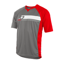 ONEAL PIN IT JERSEY GRAY RED