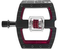 CRANKBROTHERS MALLET DH STEVE PEAT BLACK RED