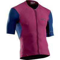 NORTHWAVE EXTREME 4 JERSEY SHORT SLEEVE BORDEAUX BLUE