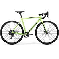 MISSION CX 600 LIGHT GREEN BLACK