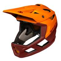 ENDURA MT500 FULL FACE HELMET MANDARINO