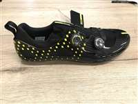 COMETE ULTIMATE BLACK/YELLOW SCARPA PROVA