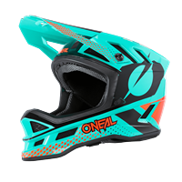 BLADE POLYACRYLITE HELMET ACE MINT/ORANGE/BLACK