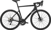 SUPERSIX EVO CARBON DISC ULTEGRA MATTE BLACK (BBQ)